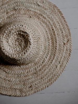 chapeau-paille-rond