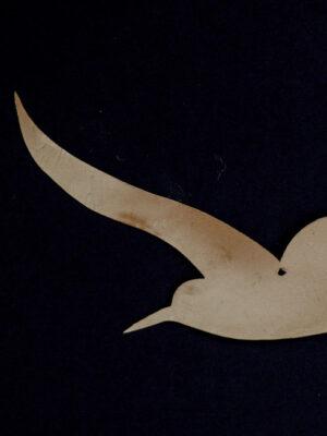 oiseau-mural-dore