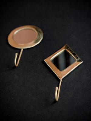 eniamor-patere-murale-doree-miroir
