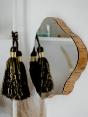 pompon-noir-dore-lurex