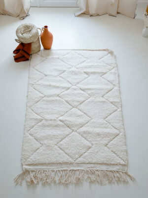 tapis-losanges-blancs
