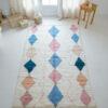 tapis-laine-colore