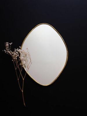 miroir-losange-dore