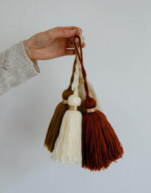 pompon-laine